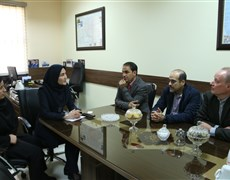 KMU welcomed the representative of the WHO